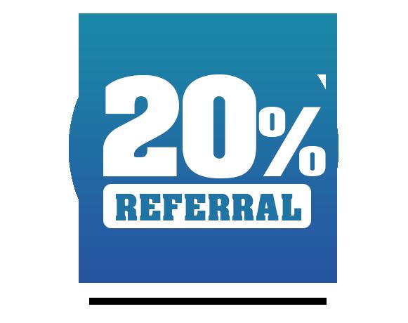 situs poker online bonus referral 20%
